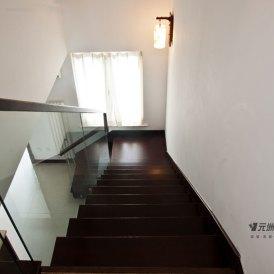 简约中式 210平米二层带阁楼装修设计高清图片