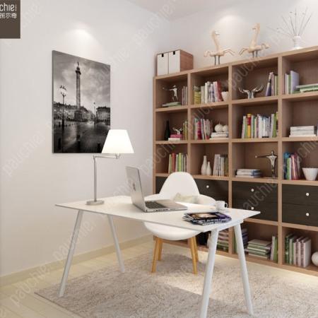 现代风格书柜图片