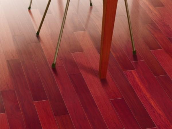 安信地板 香脂木豆 0.6mm复合平面
