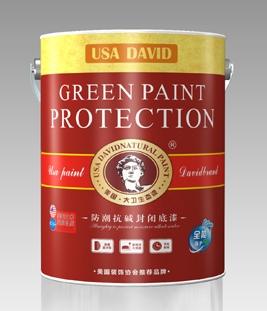美国大卫漆抗菌吸附墙面漆