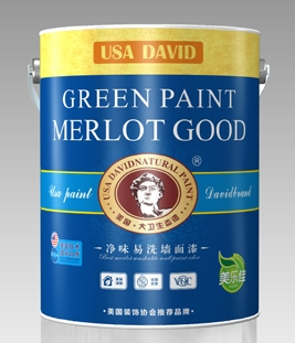 涂料代理 环保涂料代理品牌美国大卫漆