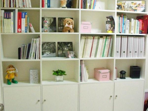 长沙儿童书柜定制 长沙儿童书柜设计