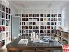 长沙整体书房定制 长沙个性整体书房设计
