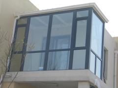 伊博莱断桥铝窗 封阳台 阳光房