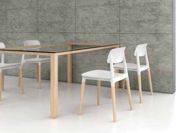 汇美PW018简约餐椅