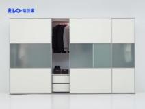 瑞沃家居 YG-11定制衣柜 推拉衣柜 定制板式家具图片