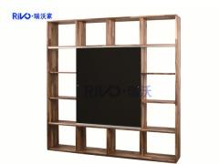 瑞沃家居YG-03 定制书柜 书柜 简约时尚书柜 特价