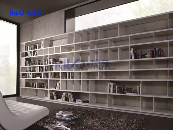 瑞沃家居 SG-01定制书柜 书架定制家具 定制书架特价