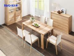 瑞沃家居CZ-03 餐桌 板式餐桌 简约时尚餐桌