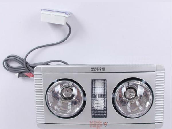 欧普照明 多功能嵌入式浴霸两头浴霸|MDD204取暖照明换气