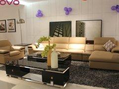 施华洛转角沙发,家用客厅皮沙发