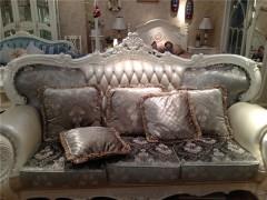 美加华庭正品家具 白橡木系列 PM-0055 新款沙发