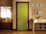 美国艺王CraftMaster卡莲娜抽槽 油漆门 实木复合