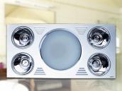 欧普照明 三合一集成电器 浴霸 四灯暖 JYLF05