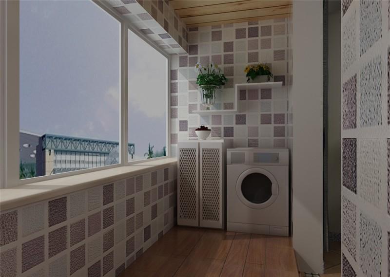 多款时尚与实用具备的精美阳台设计,把春天搬回家!