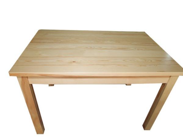 振湘 餐桌 平面桌 木本色 120*80*76cm