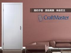 美国艺王CraftMaster P-048 油漆门 实木复合