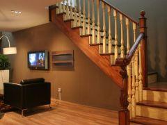 雅步迪美精品楼梯纯实木打造