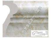 PS发泡 仿大理石装饰线条 壁纸背景墙压线 酒店工程背景墙装