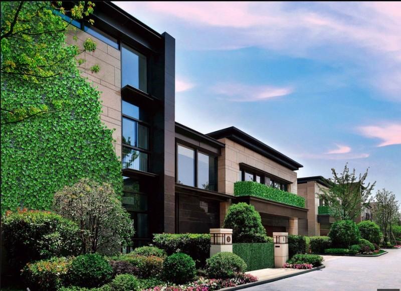 别墅设计中园林应遵循的几个原则