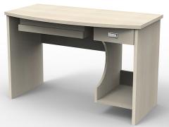好莱客简易电脑桌台式桌家用办公桌小书桌台式电脑桌抽屉写字台