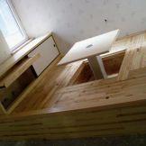 一良尚品榻榻米BSXT-10日式风格实木地柜