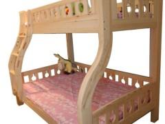 九州方园 LW2027-2 子母床 实木 本色