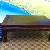一良尚品榻榻米SMKZ-P156定制实木炕桌