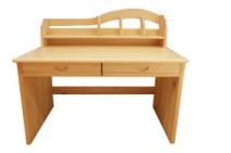 九州方园 LS6003 电脑桌 实木图片