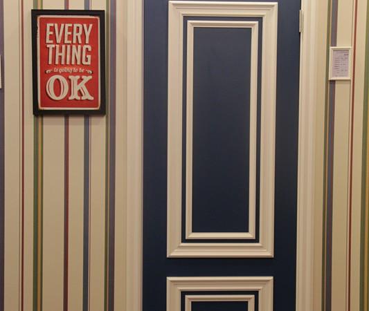 美国艺王CraftMaster 西雅图 油漆门 实木复合