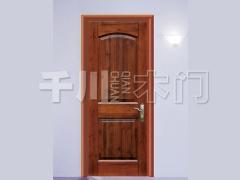 千川经典怀旧系列CN06木门
