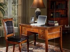 麦好木经典小美式DC920-70书桌