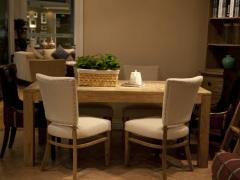 麦好木LOVER哥本哈根系列8118-14餐桌