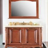 康洁整体家居-古典系列格拉斯浴柜