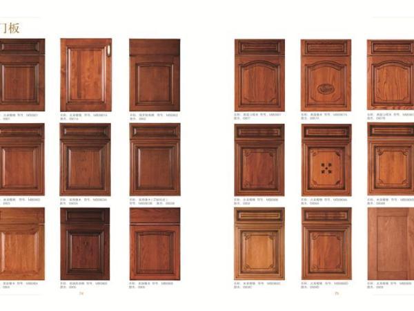工厂直销橱柜、衣柜、卫浴柜实木门板