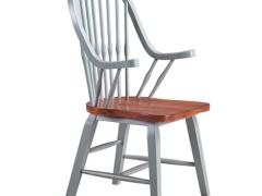 麦好木美式乡村风Shire系列餐椅