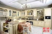 长沙整体厨房定制 长沙整体厨房设计图片