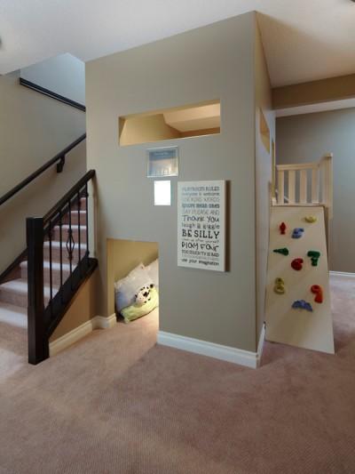 温馨家居的意义 让人全身心放松的秘密地下室