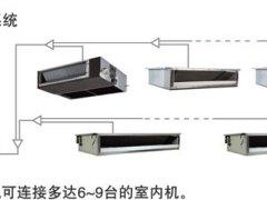 大金VRV-P 系列一拖六四室两厅(180-240�O)