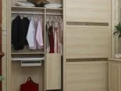 易高整体衣柜之经典衣柜系列(网络预订优惠更多)