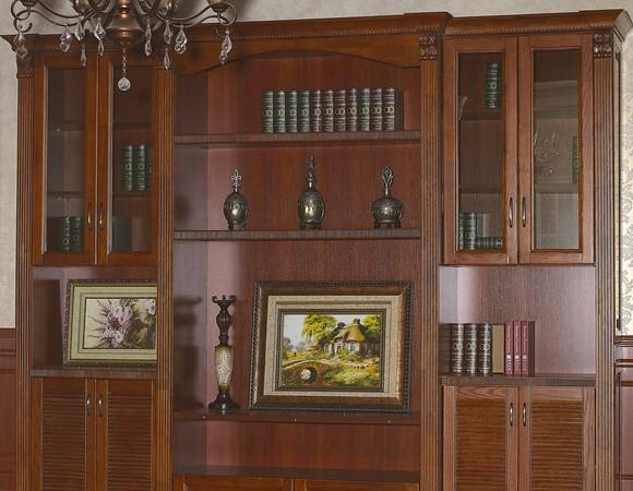 易高定制家具之易高高档书柜(网络预订更优惠)