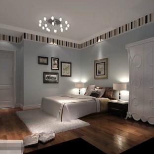 小卧室天花吊顶图