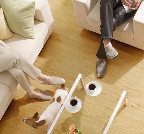 莱茵阳光风尚系列清香木MC1859强化复合地板
