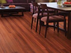 莱茵阳光风尚系列红檀木MC1858强化复合地板