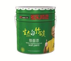 多乐邦白竹炭净味墙面漆