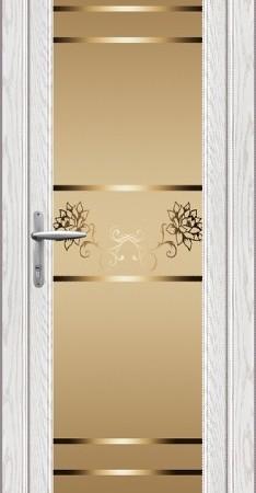 雅乐斯 新贵族系列 平开门 室内门 卫生间门