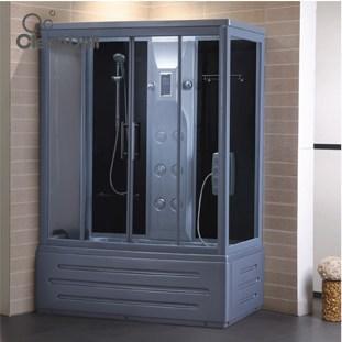 康利达整体淋浴房K-6622左 150×85×218cm方形