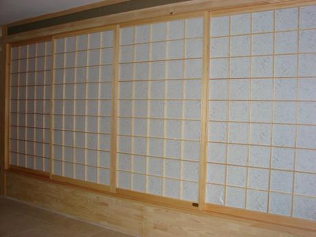 和室格子门樟子窗定做格子门、窗地台榻榻米推拉门榻榻米障子门