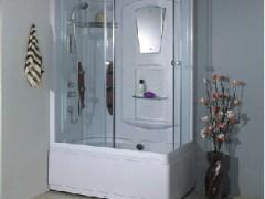 康利达整体淋浴房K-9606左 120×80×210cm方形