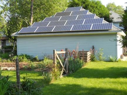 2k 家庭光伏发电 别墅屋顶太阳能发电 享受国家财政补贴
